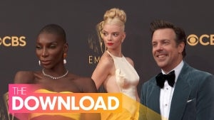 'Ted Lasso' Stars Celebrate Their Emmy Wins, Fashion Highlights from the Red Carpet