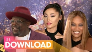 'The Voice' Coaches Joke Ariana Grande Is a 'Threat,' Tyra Banks Reveals 'DWTS' Surprise