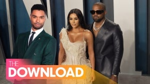 Regé-Jean Page Steps Out With Girlfriend, Kanye West Seemingly Hints He Cheated on Kim Kardashian