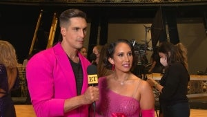'DWTS': Cheryl Burke Tests Positive for COVID-19 Ahead of Live Show
