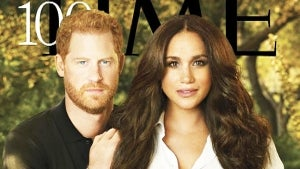 Prince Harry and Meghan Markle Lead TIME100: Most Influential People of 2021 List