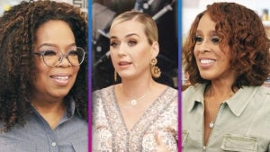 Katy Perry Helps Gayle King and Oprah Winfrey Go Shopping for Gayle's Future Grandchild (Exclusive)