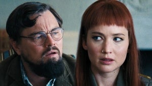 Get a First Glimpse of Leonardo DiCaprio and Jennifer Lawrence in 'Don't Look Up'