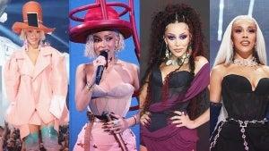 Doja Cat Stuns in Six Outfit Changesat2021 MTV VMAs