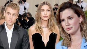 How Justin and Hailey Bieber Feel About Fans Chanting Selena Gomez's Name at the Met Gala