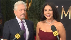 Catherine Zeta-Jones Explains Why She's Excited to Play Morticia Addams (Exclusive)