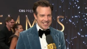 Emmys 2021: Jason Sudeikis Opens Up About 'Ted Lasso's 20 Nominations (Exclusive)