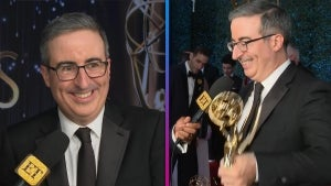 John Oliver on Winning Sixth Consecutive Emmy Award for Outstanding Variety Talk Series (Exclusive)