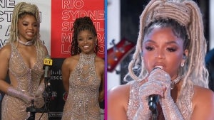 Chlöe Bailey Shares Heartfelt Reason She Cried While Performing With Halle (Exclusive)