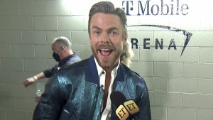 Derek Hough Reveals the 'Dancing With the Stars' Season 30 Contestant He Has His Eye On (Exclusive)