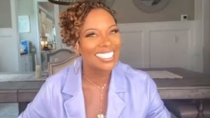 Eva Marcille on 'All The Queen's Men' and Those 'Housewives' Mash-Up Reports (Exclusive)