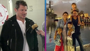 Nick Lachey Shares How His Family Is Adjusting to Living in Hawaii (Exclusive)