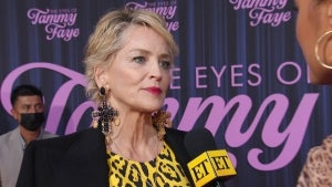 Sharon Stone on Mourning Baby Nephew and Her Family's 'Salvation' in Organ Donation (Exclusive)