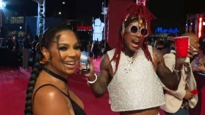 Watch Nick Cannon Crash Ashanti's MTV VMAs Interview in Character! (Exclusive)