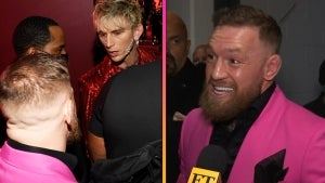 Conor McGregor Reacts to Machine Gun Kelly Confrontation at VMAs (Exclusive)