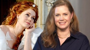 Amy Adams Shares 'Enchanted' Sequel Updates After Filming Wraps (Exclusive)