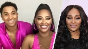 'Dancing With the Stars': Kenya Moore on Cynthia Bailey Leaving 'The Real Housewives of Atlanta'