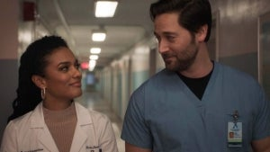 'New Amsterdam' Trailer Teases Max and Helen's Romantic Next Step in Season 4 (Exclusive)
