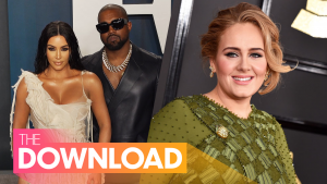 Adele Teases New Single 'Easy on Me,' Are Kim Kardashian and Kanye West Reconciling?