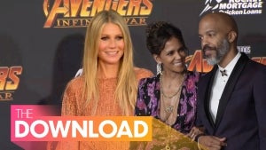 Halle Berry Gushes Over Boyfriend Van Hunt, Gwyneth Paltrow Dishes on 'Sex, Love & Goop'