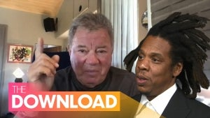 JAY-Z Brings the Family to LA Movie Premiere, William Shatner Reflects on Trip to Space