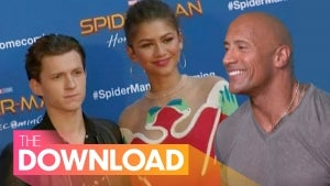 Dwayne Johnson on Possibility of a Presidential Run, Zendaya Gushes Over Tom Holland