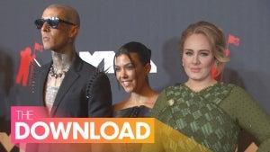 Kourtney Kardashian and Travis Barker Are Engaged, Adele to Sit Down With Oprah Winfrey
