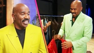 Inside Steve Harvey's Closet as His Fashion-Forward Fits Go Viral (Exclusive)