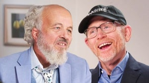 Ron and Clint Howard Reflect on Their Childhood (Exclusive)
