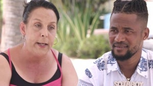 '90 Day Fiancé': Usman Makes a Surprise Return With a 50-Year-Old Girlfriend (Exclusive)