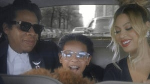 Blue Ivy Crashes Beyonce and JAY-Z's Romantic Date