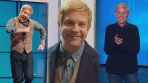 Ellen DeGeneres Responds to Jason Sudeikis' 'SNL' Sketch Mocking Her Talk Show