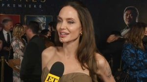 Angelina Jolie Admits Her 'Eternals' Look Was a Bit Much for Her Kids to Take (Exclusive)