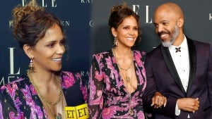 Halle Berry Calls Boyfriend Van Hunt the 'Right One' and Says It Was 'Her Time' (Exclusive)