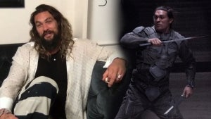 Jason Momoa Gushes Over His Bond With Dwayne Johnson Over Fatherhood (Exclusive)