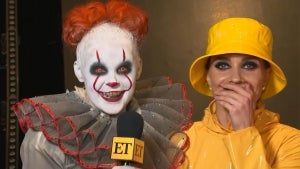 'DTWS': JoJo Siwa Breaks Down Her Pennywise Costume and Gushes Over Jenna Johnson (Exclusive)