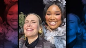 Watch Lizzo and Sarah Paulson Team Up For 'Killer' TikTok Trend