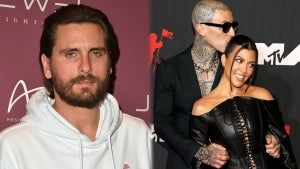 Scott Disick 'Trying to Get Under Kourtney's Skin' After Travis Barker Engagement News (Source)