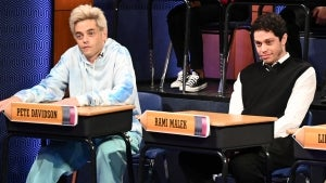 Watch Rami Malek and Pete Davidson Play Each Other on 'Saturday Night Live'