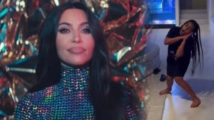 Kim Kardashian's Kids Troll Her by Listening to Song 'JAM' on Repeat