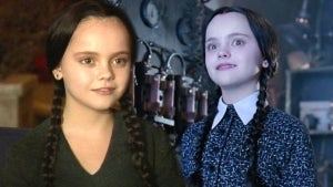 'The Addams Family': Watch Christina Ricci and Raul Julia in Rare On-Set Interviews (Flashback)
