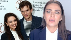 Mila Kunis Reveals How Ashton Kutcher Reacted to Her 'Parenting Fail' With Daughter Wyatt