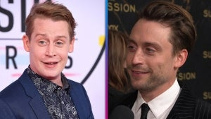 Kieran Culkin Is 'Game' to Have Brother Macaulay and Siblings on 'Succession' (Exclusive)