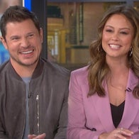 Nick and Vanessa Lachey Cringe While Watching Early Interviews (Exclusive)