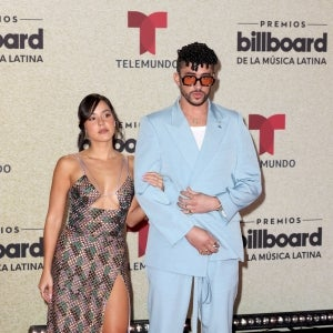 Bad Bunny and Girlfriend Gabriela Berlingeri