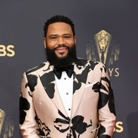 Anthony Anderson at 2021 Emmys
