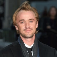 Tom Felton attends the 'A United Kingdom' Opening Night Gala screening during the 60th BFI London Film Festival at Odeon Leicester Square on October 5, 2016 in London, England.