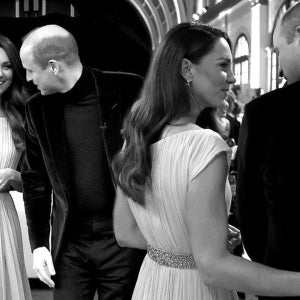 Prince William and Kate Middleton's RARE PDA Moment!