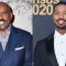 Steve Harvey Michael B Jordan