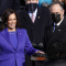 kamala harris swearing in inauguration